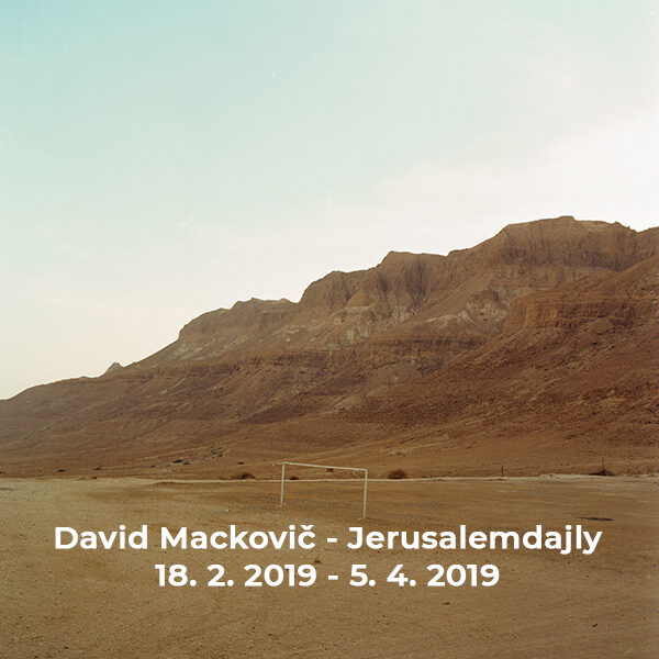 David Mackovič – Jerusalemdajly