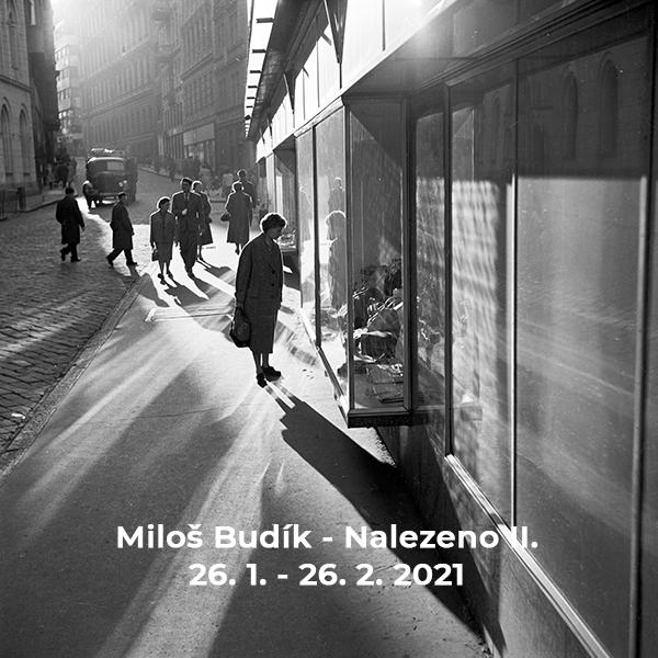 Miloš Budík – Nalezeno II.
